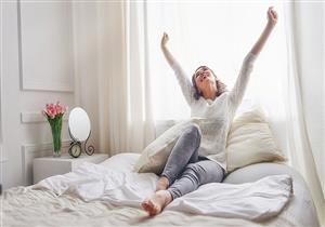 لمرضى الأرق.. 4 تمارين صباحية تخلصك من التوتر (صور)