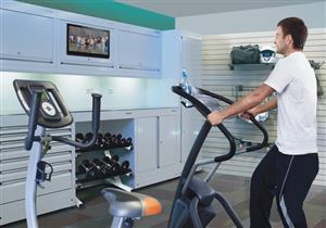 أبرزها التريدميل.. 5 أجهزة رياضية تحوِّل منزلك لصالة جيم