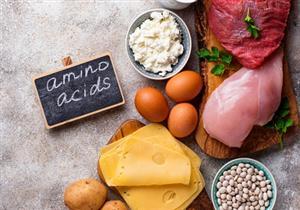 للحصول على جسم رياضي.. 5 أطعمة غنية بالأحماض الأمينية (صور)