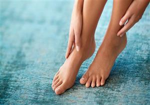 من قدميك يمكن اكتشاف الإصابة بدهون الكبد