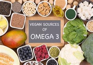 أحماض أوميجا 3 للنباتيين.. 6 مصادر طبيعية مناسبة لهم