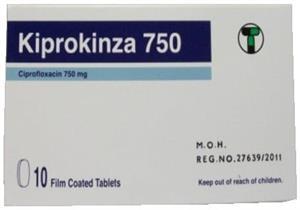 كيبروكينزا.. دواعي الاستعمال والموانع والجرعات والآثار الجانبية