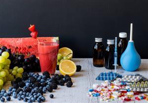 بدائل لأدوية السيولة.. 5 أطعمة قد تحمي من الجلطات (فيديوجرافيك)