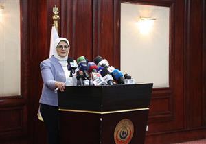 وزارة الصحة: تسجيل 722 إصابة جديدة بفيروس كورونا
