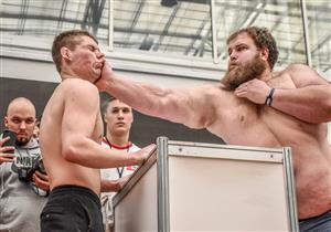 تبادل الصفعات.. رياضة روسية قد تقودك للموت