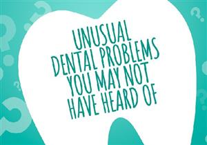 منها متلازمة الحنك.. 4 أمراض نادرة قد تصيب الأسنان
