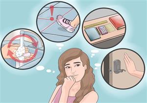 اضطراب الوسواس القهري.. مرض عقلي يتحكم في أفعالك