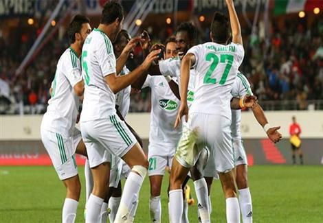 استعدادًا للزمالك.. الرجاء يواصل تمسكه بقمة الدوري المغربي