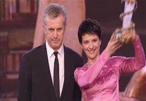 مهرجان مراكش الدولي يكرم جولييت بينوش عن كامل مسيرتها