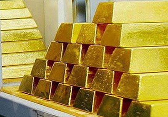 الذهب يتجه لأكبر مكسب شهري منذ  يناير 2012