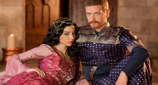 سليم وزينب يتحو لان الى أمير وسلطانة في حريم السلطان مصراوى