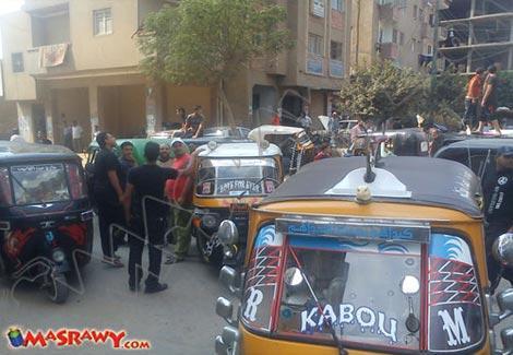 رحلة مصراوي مع ''سبوبة التوك توك'' في يومي الاستفتاء