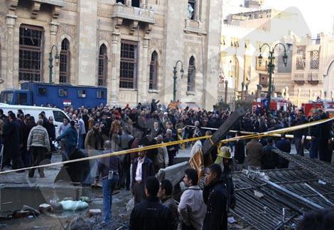 كيف رأى العالم تفجيرات القاهرة؟؟