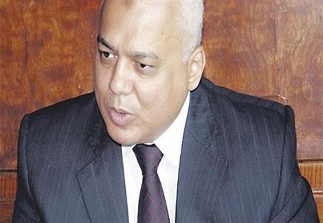وزير الري: ترميم جسر مصرف تعمير الصحاري بعد انهيار أحد أجزاءه