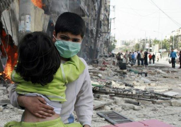 جراح بريطاني للتايمز: حلب السورية ''مقبرة للأطفال''