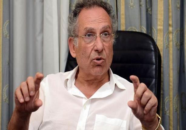 ممدوح حمزة: النقابات المهنية تخوض انتخابات البرلمان لعدم وجود شعبية للأحزاب