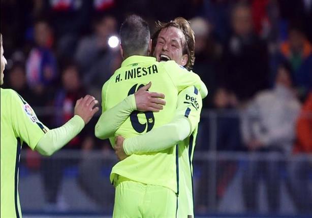 أهداف مباراة برشلونة وهويسكا 4-0