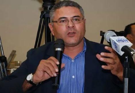 جمال عيد: مصادرة ''وصلة'' ضربة لمنظمات المجتمع المدني
