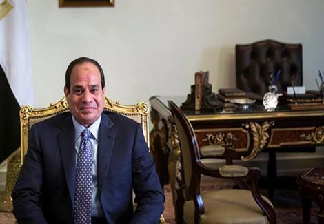 السيسي يصل لمطار القاهرة بعد زيارته للسعودية