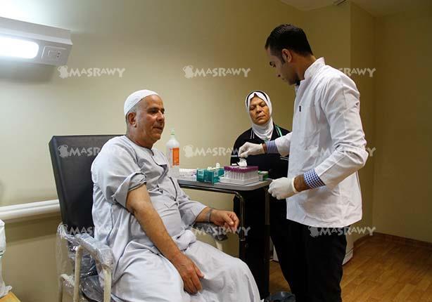 """معهد ناصر : الانتهاء من جمع عينات الـ""""DNA"""" لأهالي ضحايا منى في أسبوعين"""