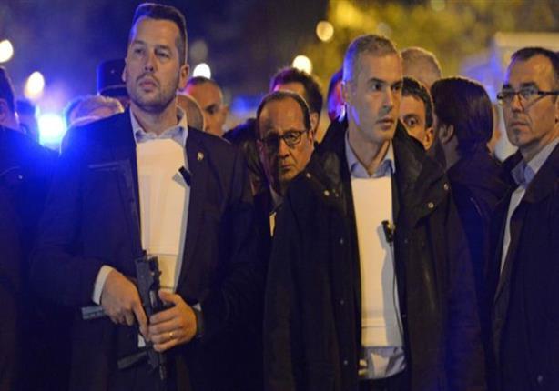 """مقتل 120 على الأٌقل و""""8 متطرفين في تفجيرات وإطلاق نار في باريس"""