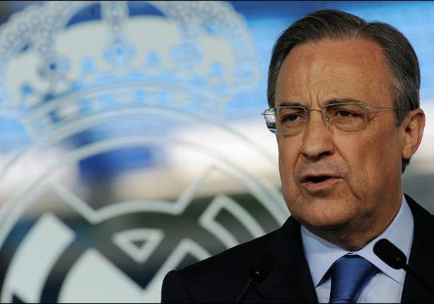 """""""احترم نفسك"""".. رئيس ريال مدريد يهاجم رئيس الدوري الإسباني بسبب دوري السوبر"""