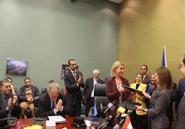 منحة 68 مليون يورو من الاتحاد الأوروبي لمصر لتوصيل الغاز للمنازل