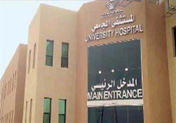 وفاة 3 مصابين بفيروس كورونا في المستشفى الجامعي بالمنوفية