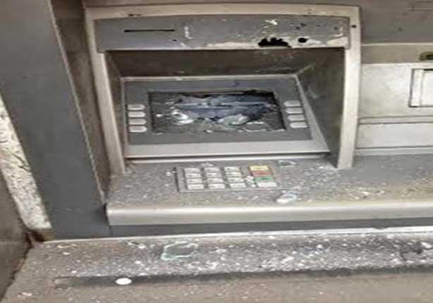 نتيجة بحث الصور عن تفجير ماكينات صراف الي