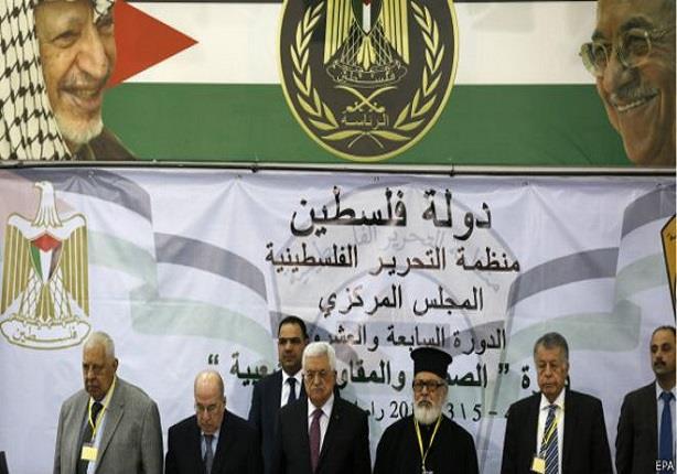 المجلس المركزي لمنظمة التحرير الفلسطينية يوقف التنسيق الأمني مع إسرائيل