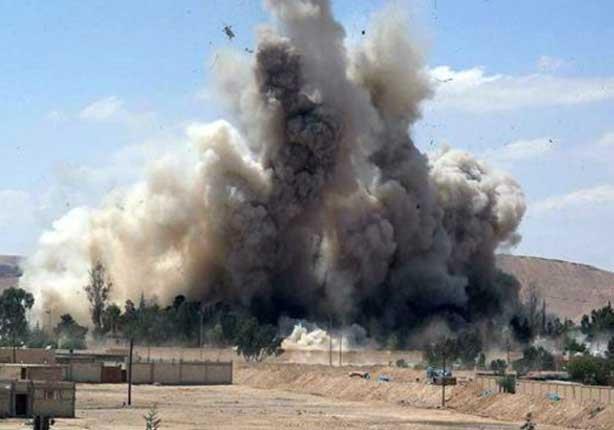 الدولة الاسلامية'' تهدم سجن تدمر