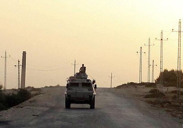 """""""ولاية سيناء"""" يطلق صواريخ على مطار تستخدمه قوات حفظ السلام في سيناء"""