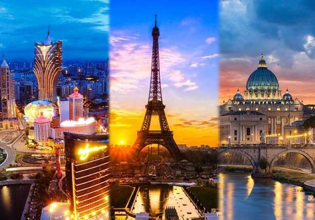 أكثر 10 بلاد زيارة في العالم..من ضمنها مكة المكرمة (2)