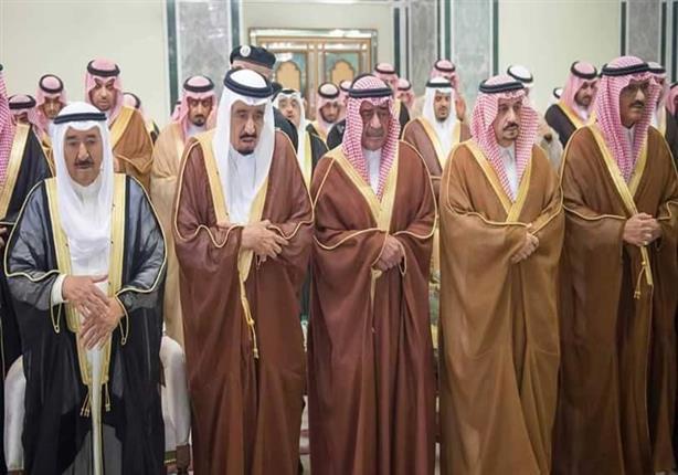 بالصور صلاة الجنازة على الأمير سعود الفيصل في بالمسجد الحرا مصراوى