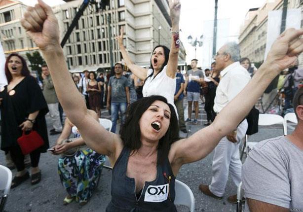 اليونانيون يرفضون شروط الدائنين، ووزير المالية يستقيل