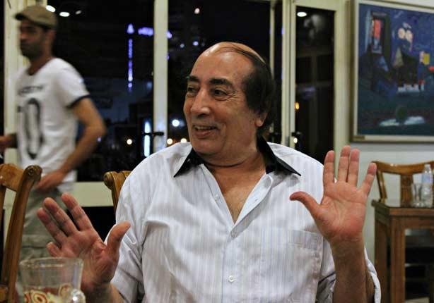 """عبد الله مشرف يكشف سبب إعادته أحد مشاهد """"الهروب"""" أمام أحمد زكي"""