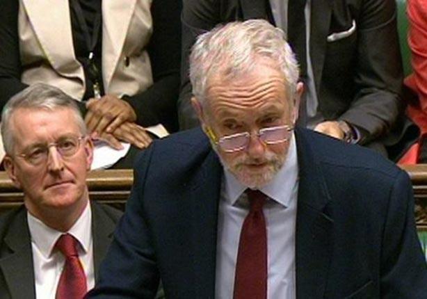 اختراق حساب جيرمي كوربن زعيم حزب العمال البريطاني على تويتر
