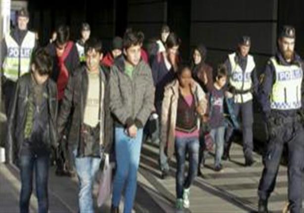 السويد تتوقع ترحيل 80 ألف طالب لجوء رفضت طلباتهم