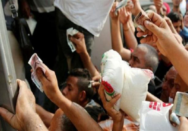 السلطات المصرية تضبط 9000 طن سكر في حملات على المصانع