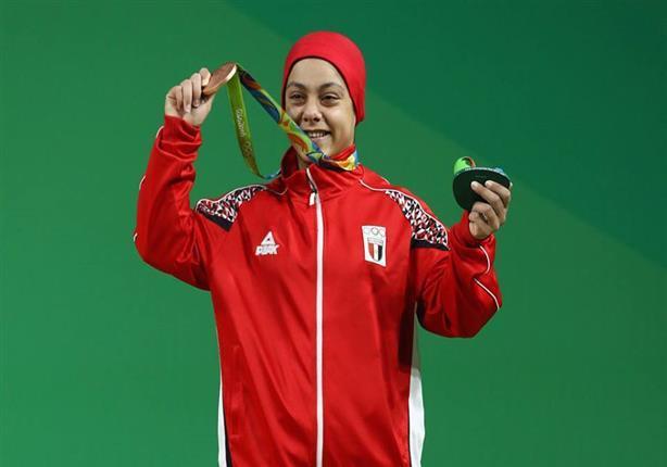 سارة سمير تحصد 3 ميداليات ذهبية في بطولة العالم للشباب