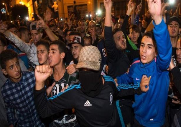 مظاهرات في المغرب لليوم الرابع على التوالي احتجاجا على مصرع بائع السمك محسن فكري