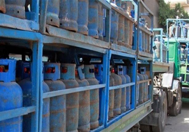 توزيع حصة إضافية من أسطوانات الغاز بدمياط