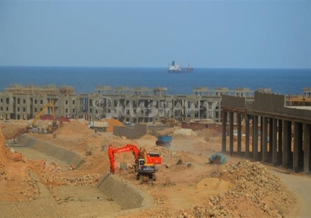 """بالصور- هنا """"هضبة الجلالة"""".. مدينة سياحة عالمية على الأراضي المصرية"""