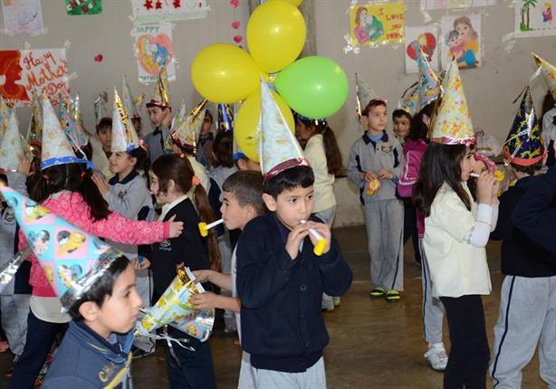 المجلس القومي يحتفل بأعياد الطفولة بمشاركة 350 طفلاً