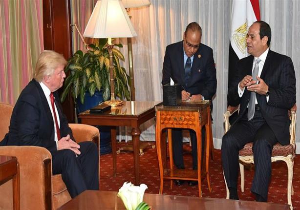 أبو الغيط: السيسي سيعرض على ترامب الرؤية العربية لتسوية القضية الفلسطينية