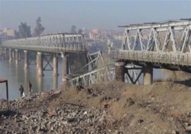 تنظيم الدولة: التحالف دمر آخر جسر يربط بين جزئي الموصل