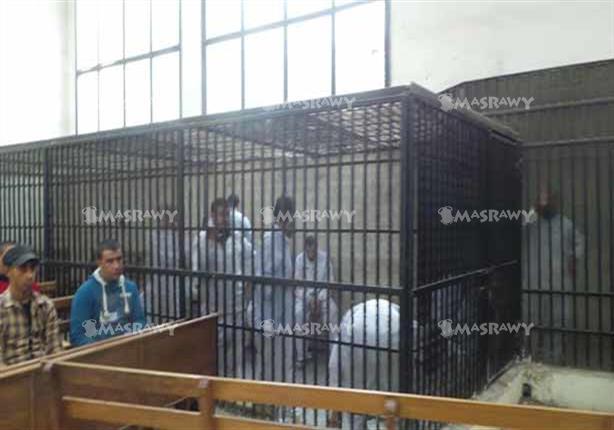 "بالصور - السجن 5 سنوات لـ""مفتي  داعش"" و3 سنوات لـ 10 وبراءة 3 آخرين بالشرقية"