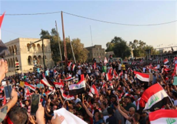 متحدث عسكري: 32 إصابة بين صفوف القوات العراقية في مظاهرات بغداد
