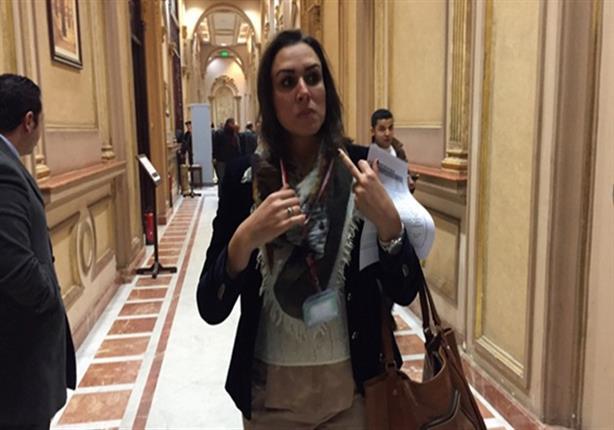 عضو مجلس النواب رانيا علواني تفتتح مؤتمر الشباب العالمي بزامبيا
