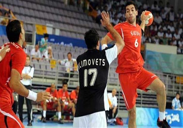 كرة يد- الأهلي يعبر الجزيرة ويتأهل لنصف نهائي كأس مصر